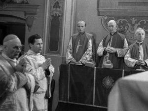 Uroczystości 25-lecia sakry biskupiej abp. Eugeniusza Baziaka