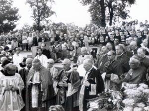 Uroczystości pogrzebowe ks. bpa Jana Nowickiego
